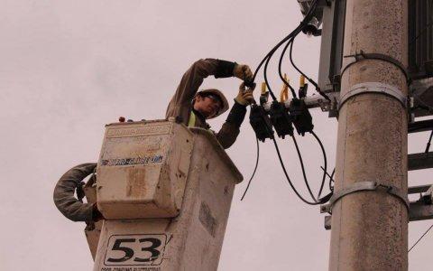 Mañana habrá corte de energía en una zona de Gualeguaychú