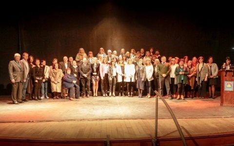 El Día del Maestro se celebró en el Teatro Gualeguaychú
