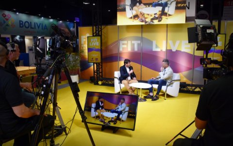 Éxito total en la  ronda de negocios de la FIT para el Carnaval del País
