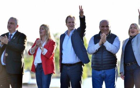 """Bordet: """"Hay voluntad de comenzar una nueva etapa en la Argentina"""""""