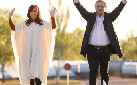 """Fernández volvió a tratar de """"mentiroso"""" a Macri y llamó a hacer """"una Argentina que incluya a todos"""""""