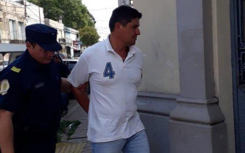 El policía acusado de matar a Iván Pérez fue indagado e imputado por homicidio agravado