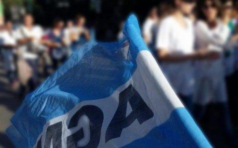 AGMER adhirió al paro por la represión a docentes en Chubut