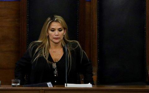 """Jeanine Áñez asumió la presidencia de Bolivia: """"Me comprometo a tomar todas las medidas necesarias para pacificar el país"""""""