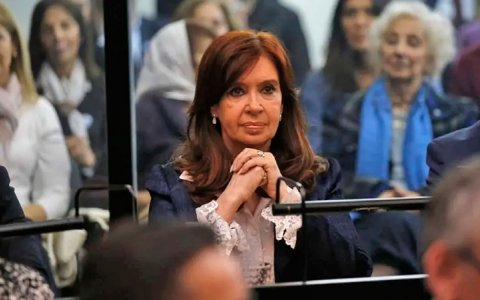 "Cristina Kirchner dijo que hay ""un plan sistemático"" en su contra"