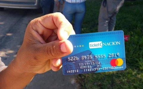 Entregarán 45.000 tarjetas alimentarias a partir de febrero en la provincia