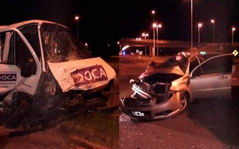 Tragedia en la Autovía: tres muertos en un choque