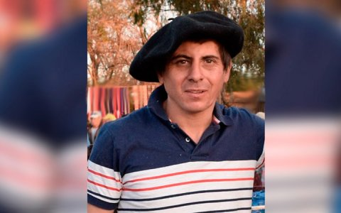 Esperanzador avance: El jinete entrerriano Leonardo Trevissan despertó del coma