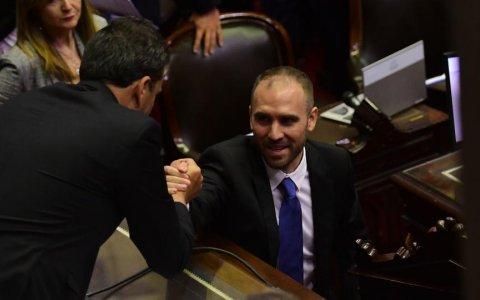 """Guzmán: """"Los acreedores extranjeros no nos van a marcar la pauta de la política económica"""""""