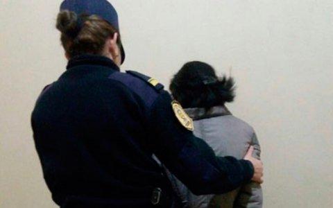 Detuvieron a una mujer luego de apuñalar a su pareja durante la madrugada