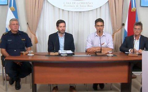 Entre Ríos: 20 casos ingresaron a estudio en dos días
