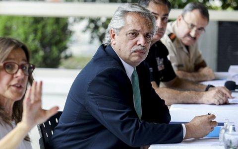 """Alberto Fernández, a los sectores más vulnerables: """"A todos les va a llegar ayuda"""""""