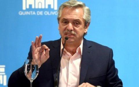Alberto Fernández anunció que enviará un proyecto de ley para congelar las cuotas de los alquileres por 180 días e impedir los desalojos