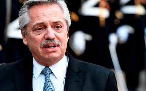 """""""No vamos a someter a la Argentina a nuevos compromisos que no podamos cumplir"""", dijo el Presidente sobre la deuda externa"""