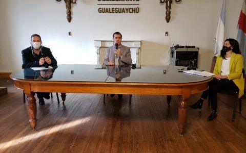 Gualeguaychú: la Municipalidad restablece las actividades suspendidas y se habilitan los gimnasios
