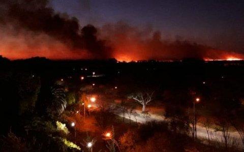 FARER se manifestó duramente ante los incendios en las islas del Delta