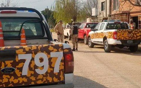 Incautan embutidos de dudosa procedencia en allanamiento realizado en calle Esteban Díaz