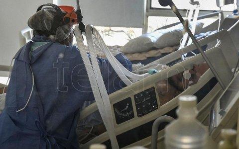 Coronavirus: récord de contagios en las últimas 24 horas