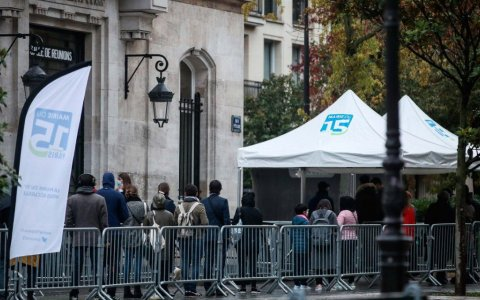 Rebrote: Francia superó los 30.000 casos diarios de coronavirus