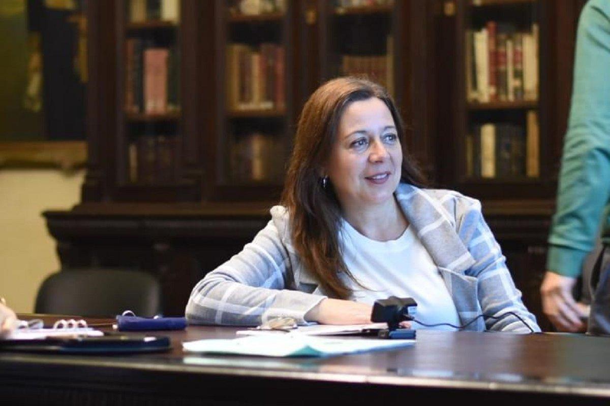 """Mariana Farfán: """"Estamos legislando para avanzar en derechos"""""""