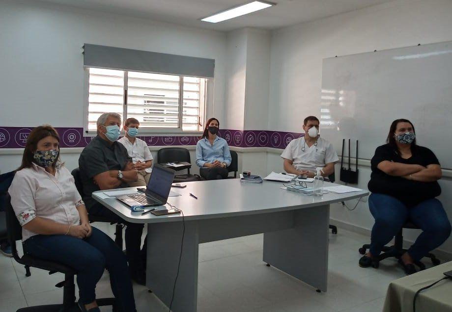 El Hospital Centenario oficializó su nueva Dirección y nombró los Coordinadores de Guardia