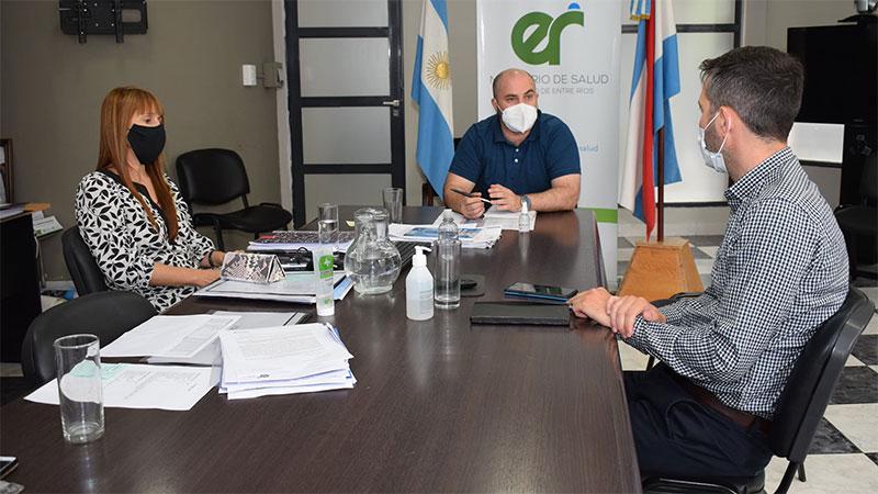 Vacunación contra el Covid en Entre Ríos: Albergarán a vacunadores en escuelas