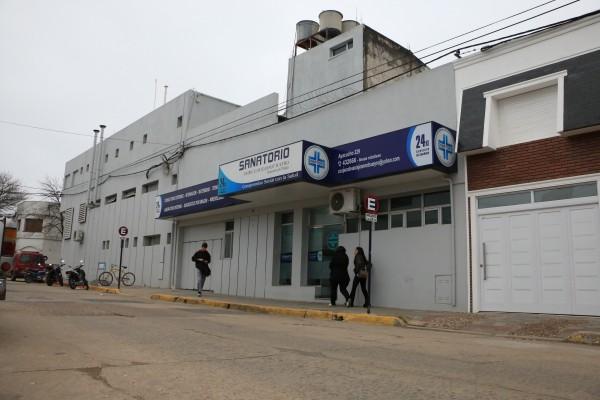 Sanatorio Luis Jeannot Sueyro: la ocupación de terapia intensiva es del 100 por ciento