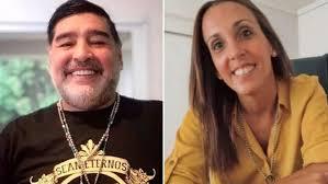 Empiezan a peritar los teléfonos de la psiquiatra que atendió a Maradona