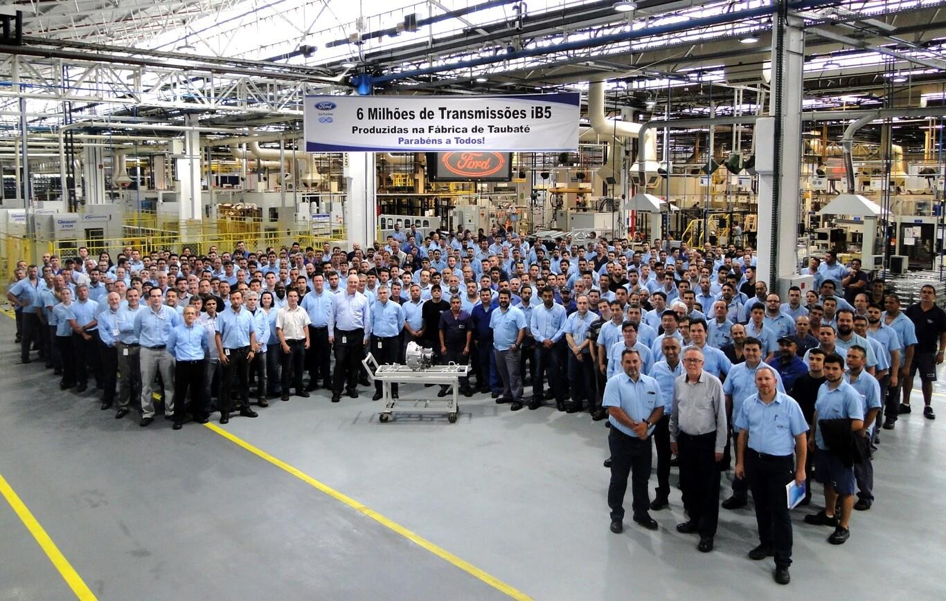 Ford cierra plantas en Brasil y despide 5 mil trabajadores en la región, incluida Argentina