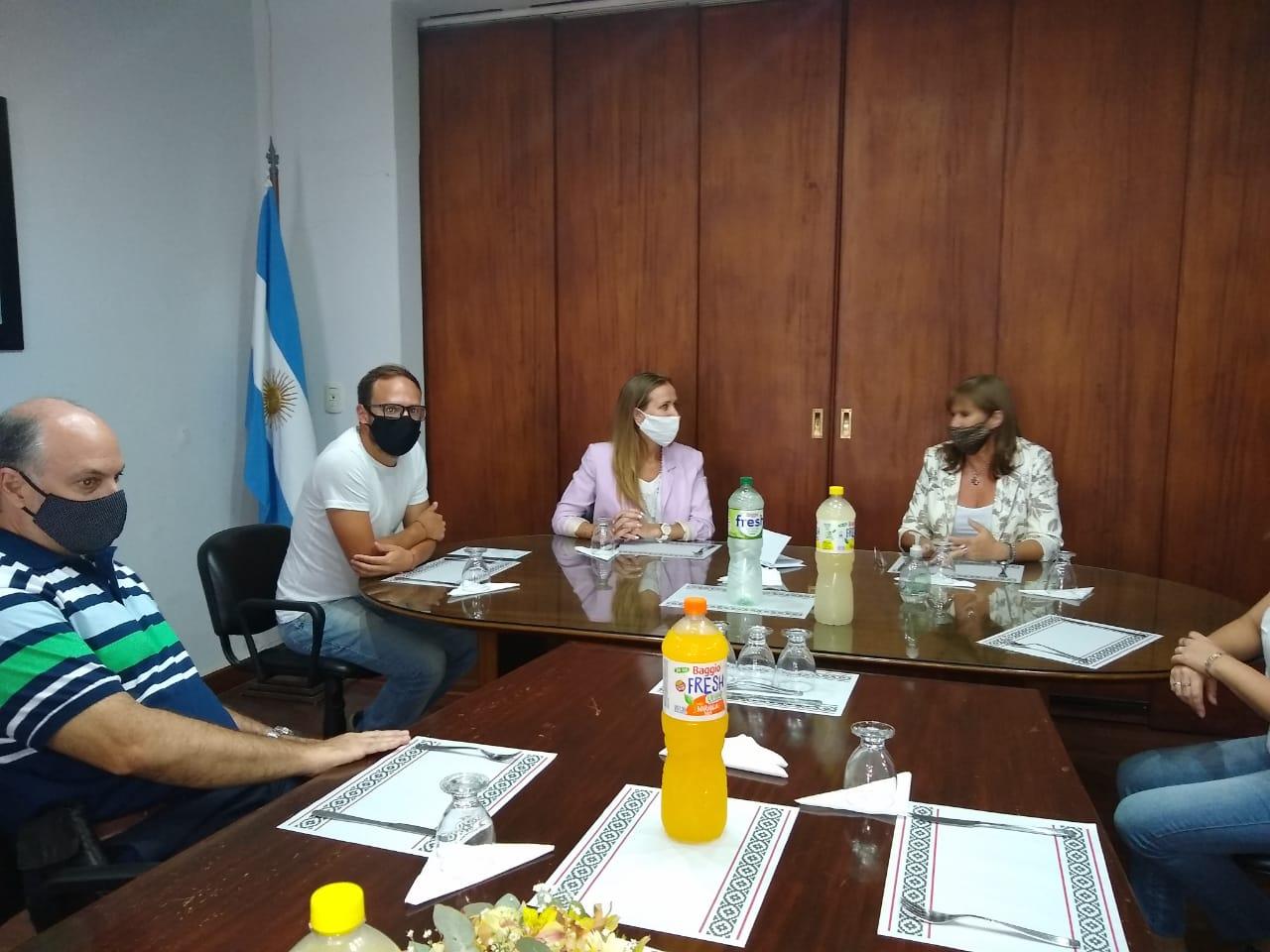 La Codegu conversó con la diputada Mayda Cresto sobre proyectos de saneamiento