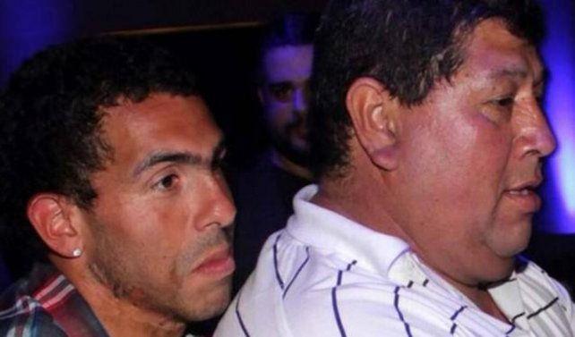 Falleció el padre de Carlos Tevez
