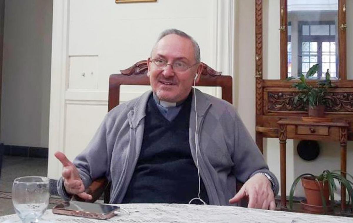 Zordán anima a vivir la Cuaresma y participar del Gesto Solidario