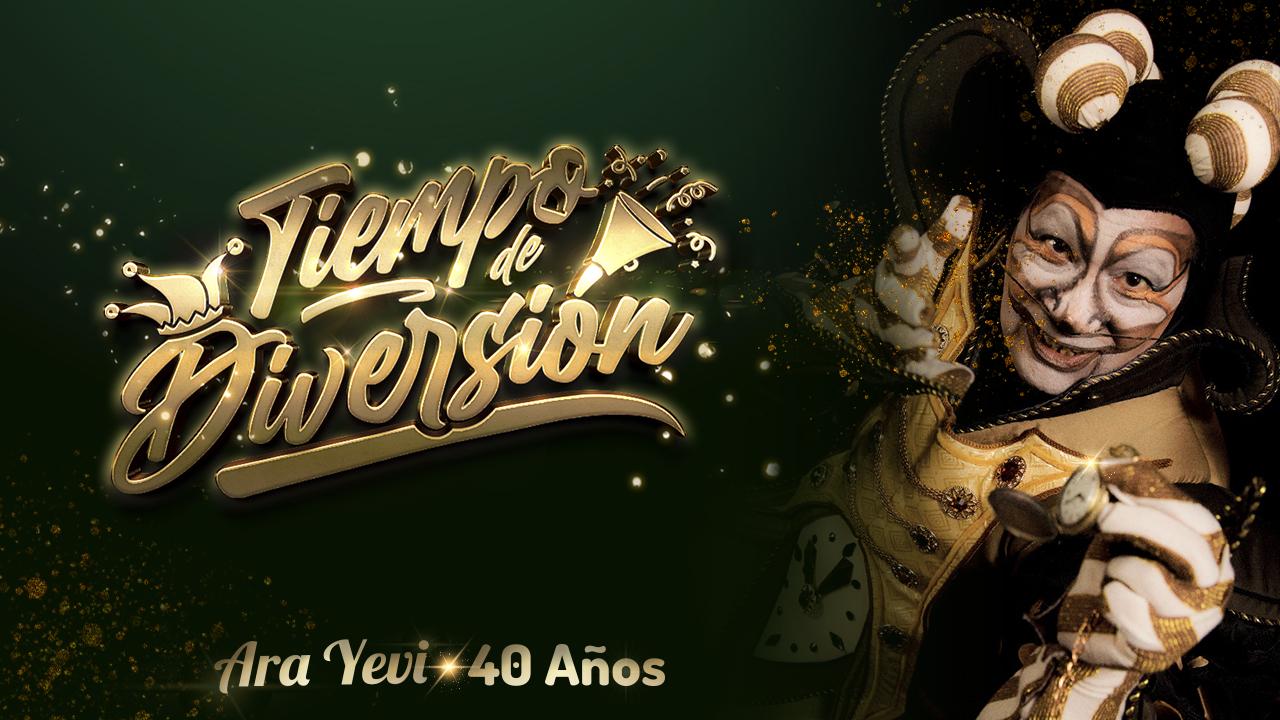 La Comparsa Ará Yeví del Club Tiro Federal Gualeguaychú festeja sus 40 años