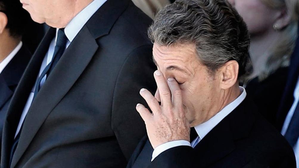 Francia: el expresidente Nicolas Sarkozy fue condenado a prisión por corrupción