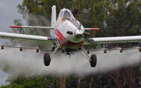 El STJ convalidó la fumigación a 50 metros de las viviendas