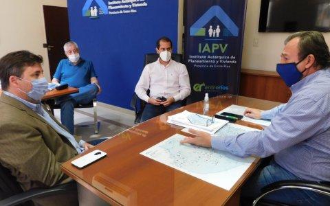 Gestionan la construcción de nuevas viviendas en Gualeguaychú