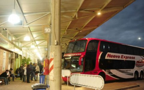 Histórico: el interior del departamento contará con el servicio interurbano de pasajeros