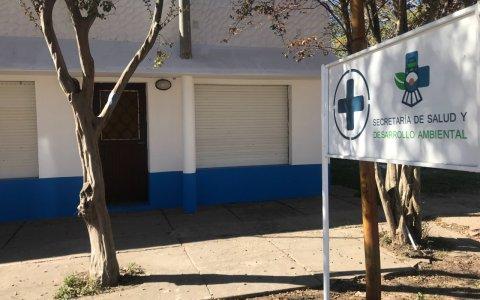 La municipalidad de Larroque abrió un centro de hisopados