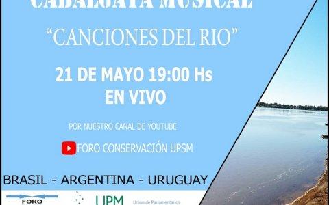 """Pueblo Belgrano será parte de la Cabalgata Musical """"Canciones del río"""""""