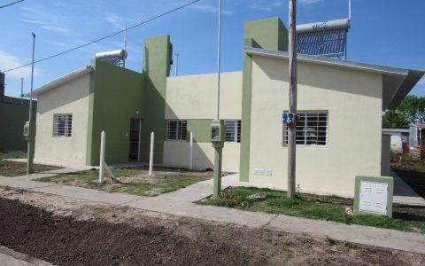 Adjudicaron la construcción de 16 viviendas en Larroque