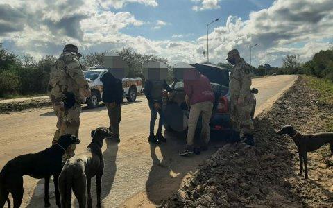 Abigeato: procedimientos de la Policía Rural en Costa Uruguay Sur y camino a Ñandubaysal