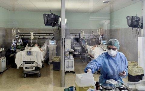 La ocupación de camas UTI supera el 80% en la provincia