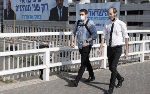 Israel vuelve a exigir el uso de barbijo por la variante Delta