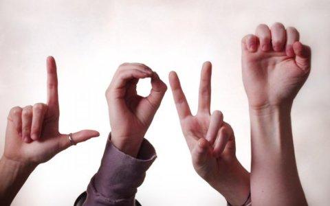 Inscripciones abiertas para curso virtual de lengua de señas argentina en Uader