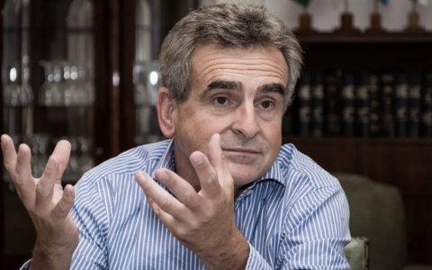 Rossi ratificó su precandidatura en Santa Fe y se alejará del Ministerio de Defensa