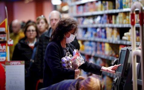 Autorizan subas de precios de hasta el 9% en alimentos
