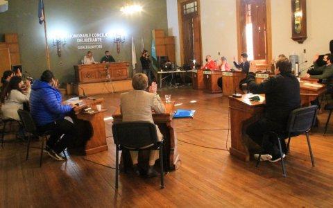 Concejo Deliberante: declararon oficialmente la creación del Museo de Fray Mocho y distinguieron a Antonella Ruíz Díaz
