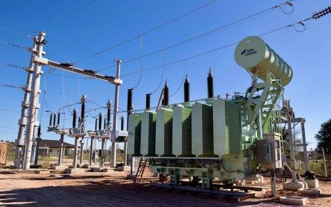 Las tormentas provocaron problemas en el suministro eléctrico en varios puntos de la provincia