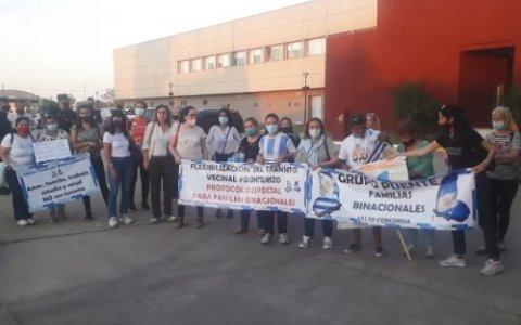 Vecinos de Concordia y Salto repudiaron el protocolo de reapertura de Salto Grande